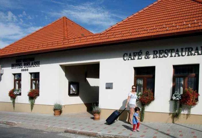 Hotel BELASSI Bojnice