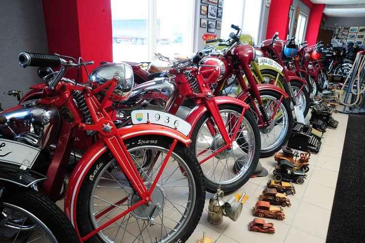 Technické Moto Múzeum