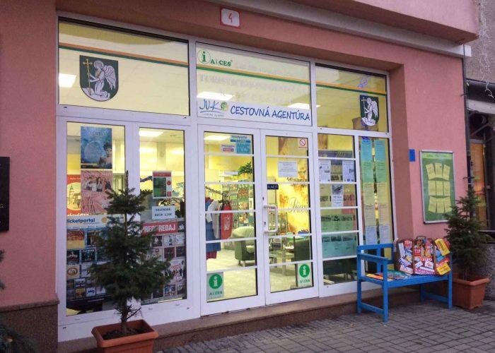 Turisticko informačná kancelária mesta Prievidza