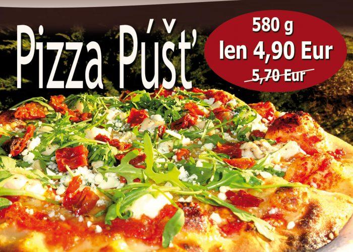 Pizza Púšť Prievidza